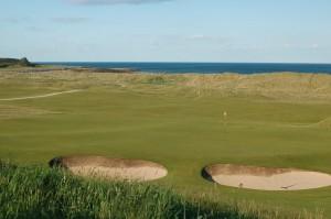 4th Green Championship Course – Royal Dornoch