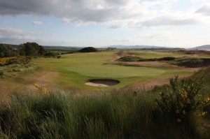 Castle Stuart Golf Links – 5th Green Par 4