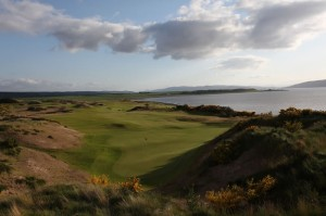 Castle Stuart Golf Links - 8th Green Par 3