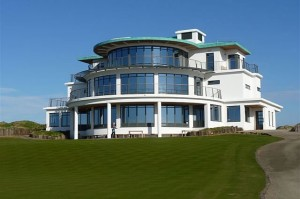 Castle Stuart Golf Links - Clubhouse