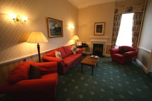 Culloden House Communal Room