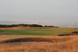 Nairn Golf Club – 10th Green