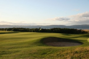 Nairn Golf Course 6th Hole