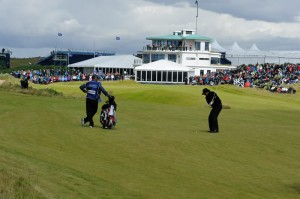 Phil Mickleson at the Scottish Open Golf – Castle Stuart Golf Links