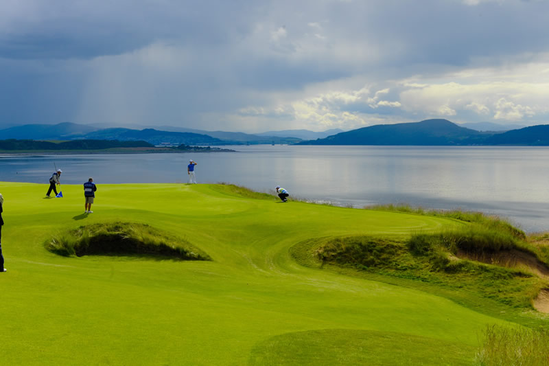 Highland Golf Links Courses Hotels And Holiday Packages