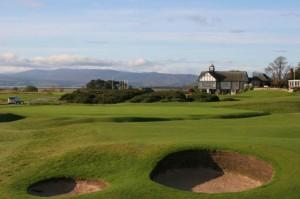 The 18th Green Championship Course – Royal Dornoch