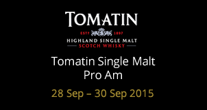 Tomatin Single Malt 3 Day Pro Am