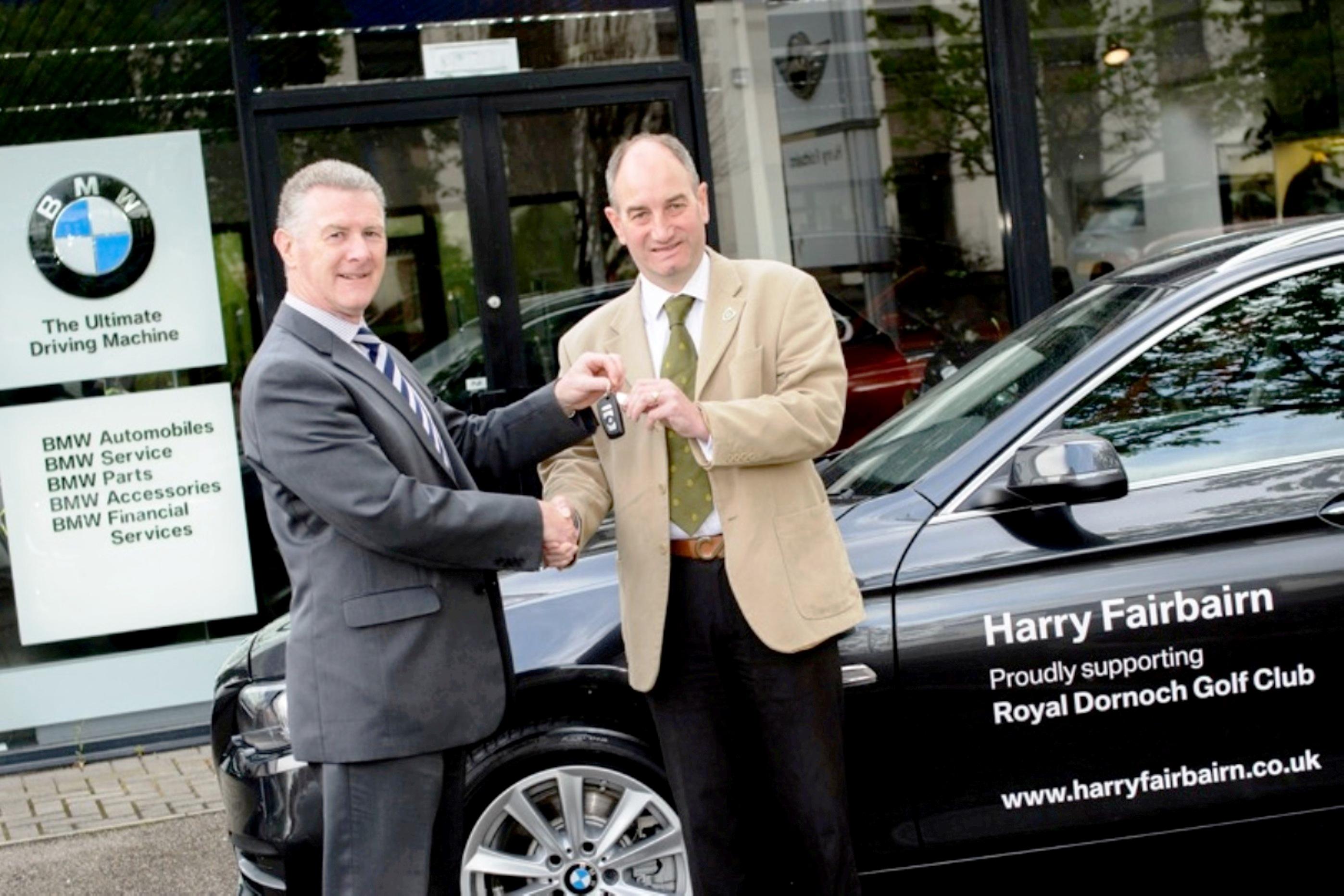 Harry Fairbairn BMW (Glasgow)