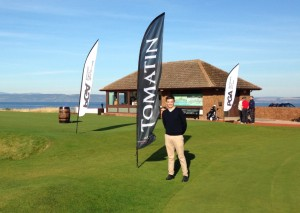 Tomatin Pro Am Alasdair Wells