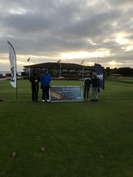 Nairn Golf Club Highland Golf Links Blue Group Pro Am