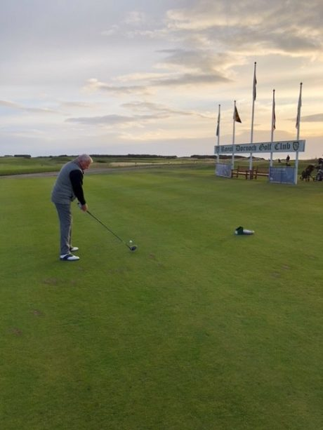 Royal Dornoch Highland Golf Links Blue Group Pro Am